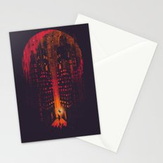 Master Of Illusion Stationery Cards