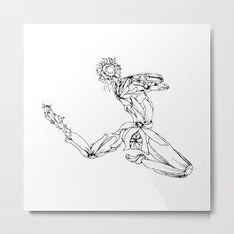 Sun Dance Metal Print