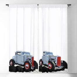 Hot Rod 1932 Blackout Curtain