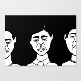 The guys Canvas Print
