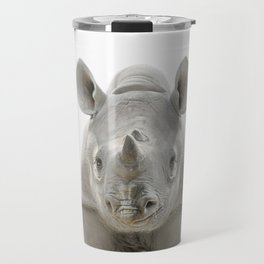 Rino Art Travel Mug