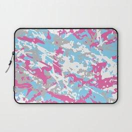 LGBT Light Pastel Urban Camouflage Laptop Sleeve