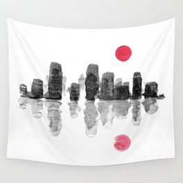Waterfront Wall Tapestry