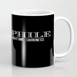 NYCTOPHILIA  Coffee Mug