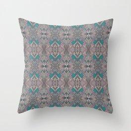 DECO SNAKE Throw Pillow