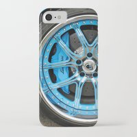 lamborghini iPhone & iPod Cases featuring Lamborghini by Captive Images Photography
