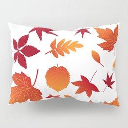 Fallen leaves Pillow Sham