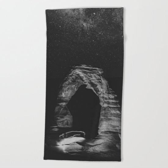 Southwest Arch Beach Towel