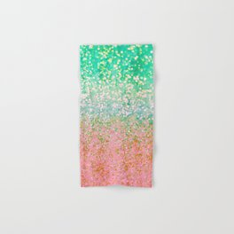 Summer Rain Merge Hand & Bath Towel