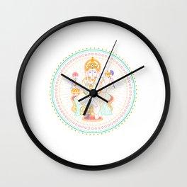 Ganesh Chaturthi Gift Wall Clock
