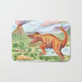 T-Rex Bath Mat