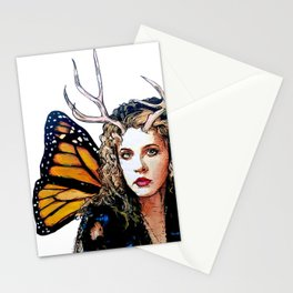 Ooh, Bella Donna - Fairy Stevie Nicks Stationery Cards