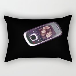 Help! get me out of here..........V3 Rectangular Pillow