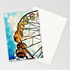 Carnival Ferris Wheel Stationery Cards