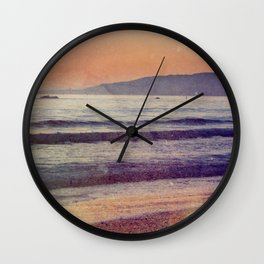 Searching for the Ocean's Serenity Wall Clock