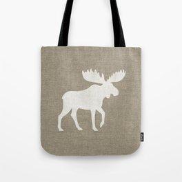 Moose Silhouette Umhängetasche