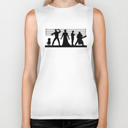 The Usual Horror Suspects Biker Tank