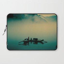 Mekong highway Laptop Sleeve