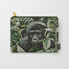 Animal ArtStudio 22516 Gorilla Baby Carry-All Pouch