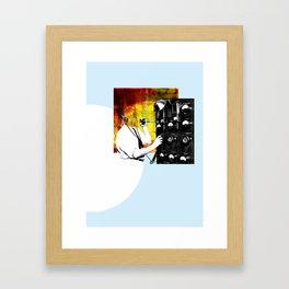 Morse Framed Art Print