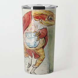 Mr Jeremy Fisher - Beatrix Potter Travel Mug