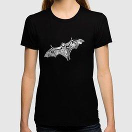 Bat Shite Crazy! Acrobat Design T-shirt