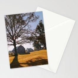 Kentucky Barn Stationery Cards