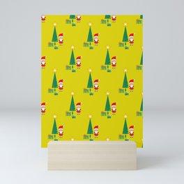The Night Before Christmas Mini Art Print