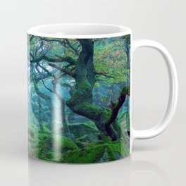 Enchanted forest mood Coffee Mug