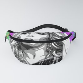 Pointed Tones Fanny Pack
