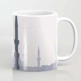 The Blue Mosque, Istanbul, Turkey Coffee Mug