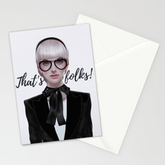 That's__folks! Stationery Cards