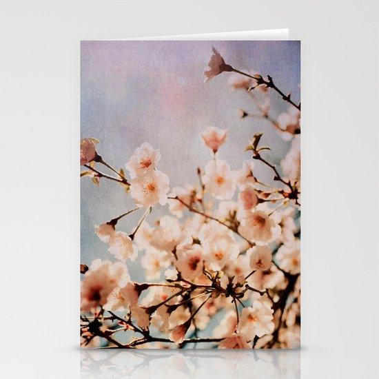 Spring Romance Stationery Cards