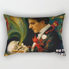Thurston The Great Magician - Spirits Rectangular Pillow