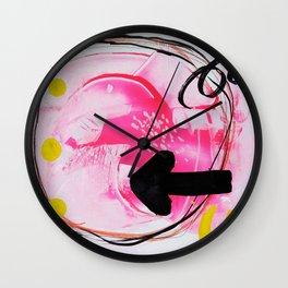 Suzie Wall Clock