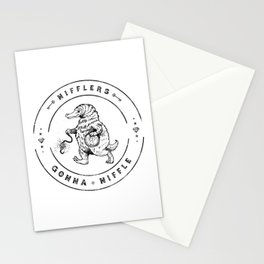 Nifflers Gonna Niffle Stationery Cards
