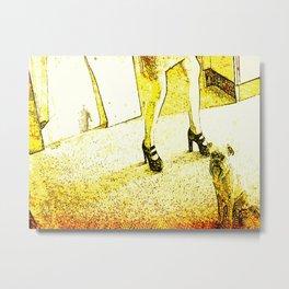 St: Simeon Griffon Bruxellois 19 Metal Print