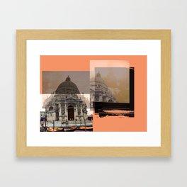 Venezia Composition by FRANKENBERG Framed Art Print