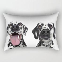 Dalmatians Rectangular Pillow