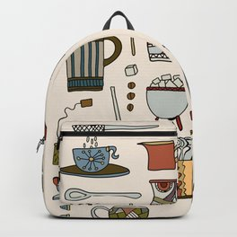 Coffee Time Backpack