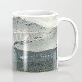 Rocky Mountain Snow Dusting Coffee Mug