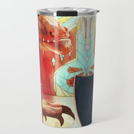 Temple Priests Travel Mug