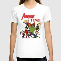 avenger T-shirts featuring Avenger Time! by ArtisticCole