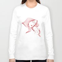 mother Long Sleeve T-shirts featuring Mother by nitishckumar