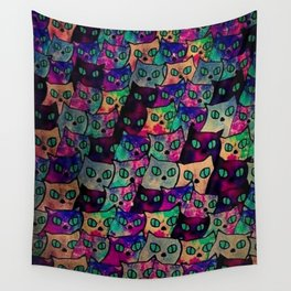 cats 105 Wall Tapestry