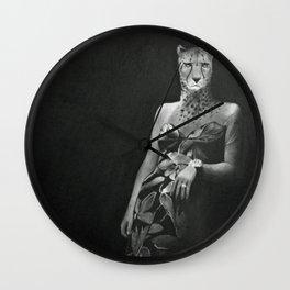 Watcher Wall Clock