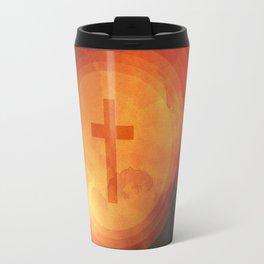 Thanks Be To God Travel Mug