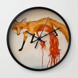 Slink Wall Clock