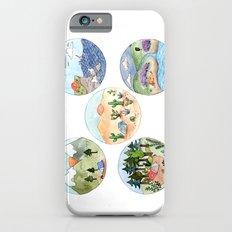 Campsite Selection Slim Case iPhone 6