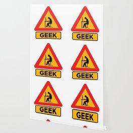 Geek Sign Wallpaper
